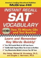 Instant Recall SAT Vocabulary артикул 12002d.