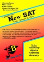 Ace's New SAT CD Software Exambusters Study Cards артикул 12007d.